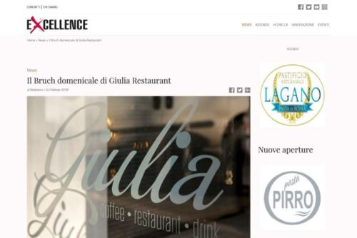 giulia restaurant excellencemagazine