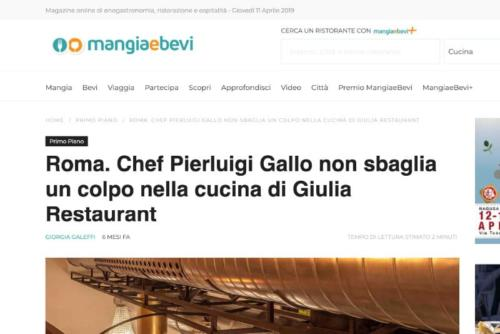 giulia restaurant mangiaebevi
